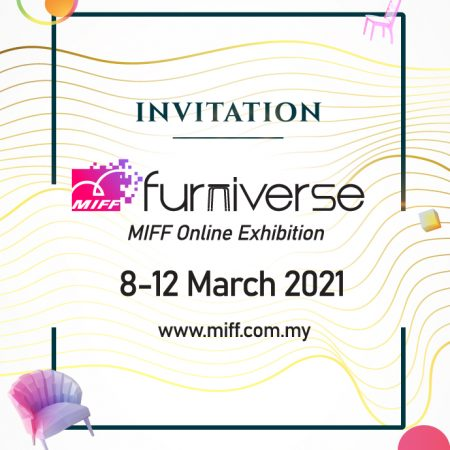 Invitation to MIFF 2021 Furniverse